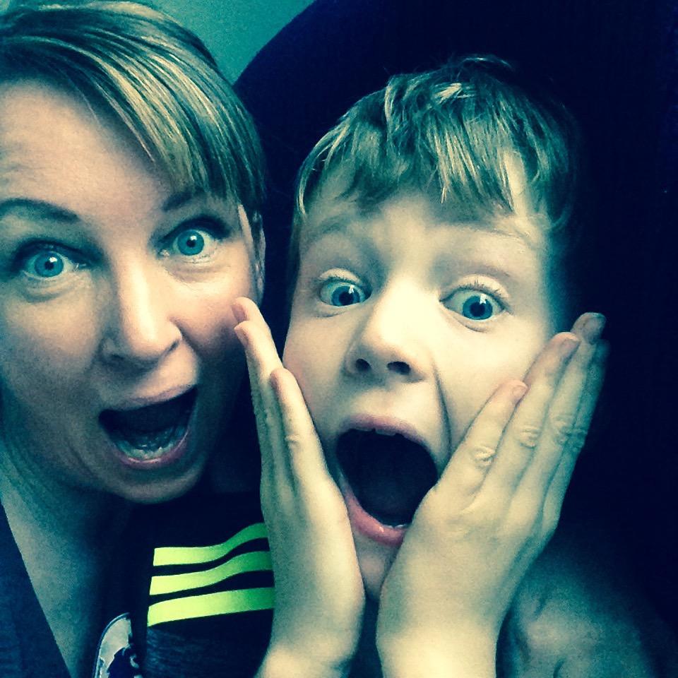 13 – Unlucky for Mum!