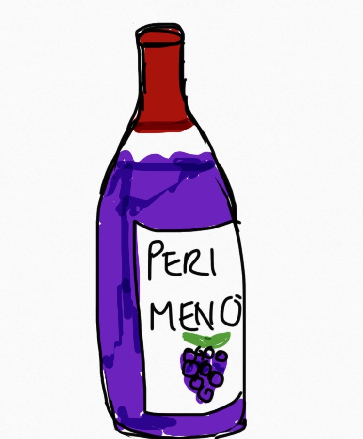 Perimenopause: Currently getting pissed on Peri-Meno en-route to being bolloxed!